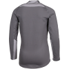 Nike-Pro Warm Compression Top L/Æ-Gunsmoke/Atmosphere -2132672
