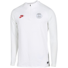 Nike-Paris SG Dry Strike Drill Træningstrøje 2019/20-White/Pure Platinum/-2132725