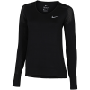 Nike-Infinite T-shirt L/Æ-Black/Reflective Sil-2132752