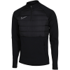 Nike-Dry Academy Winter Warrior Træningstrøje-Black/Black/Reflecti-2132918