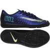 Nike-Mercurial Vapor 13 Academy IC Dream Speed-Blue Void/Barely Vol-2133377
