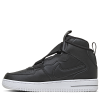 Nike-Air Force 1 Highness-Black/Black-white-2133395