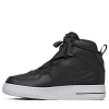 Nike-Air Force 1 Highness-Black/Black-white-2133435