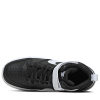 Nike-Court Borough Mid 2-Black/White-2133529