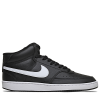 Nike-Court Vision Mid-Black/White-2139563