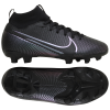 Nike-Mercurial Superfly 7 Academy FG/MG Kinetic Black-Black/Black-2139695