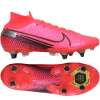 Nike-Mercurial Superfly 7 Elite SG-PRO Anti-Clog Future Lab-Laser Crimson/Black--2139697