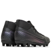 Nike-Mercurial Superfly 7 Club FG/MG Kinetic Black-Black/Black-2139763