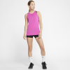 Nike-Pro Mesh Tank Top-Active Fuchsia/Black-2152185
