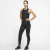 Nike-Pro Printed Tights-Black/Dk Smoke Grey-2152457