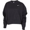 Nike-Essentials Sweatshirt-Black/White-2153464