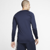 Nike-Pro Compression Top L/Æ-Obsidian/White-2154009