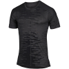 Nike-Dri-FIT Yoga T-shirt-Iron Grey/Black/Blac-2154061