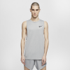 Nike-Training Tank Top-Smoke Grey/Lt Smoke -2154106