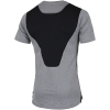 Nike-Pro Breathe T-shirt-Smoke Grey/Smoke Gre-2154131