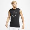 Nike-Dri-FIT Tank Top-Black/White-2154191
