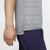 Nike-Dri-FIT Miler T-shirt-Smoke Grey/Htr/Refle-2154989