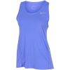 Nike-Running Tank Top-Sapphire/Reflective -2155074