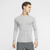 Nike-TechKnit Ultra T-shirt L/Æ-Smoke Grey/Lt Smoke -2155165