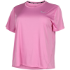 Nike-Miler T-shirt (Plus Size)-Magic Flamingo/Refle-2156587