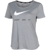 Nike-Essential Swoosh T-shirt-Particle Grey/White-2156606