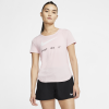Nike-Essential Swoosh T-shirt-Barely Rose/White-2156607