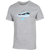 Nike-Air Max 90 T-shirt-Dk Grey Heather-2156741