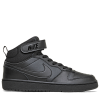 Nike-Court Borough Mid 2-Black/Black-black-2156887