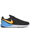 Nike-Air Zoom Structure 22-Black/Laser Orange-u-2156906