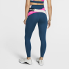 Nike-One Luxe Icon Clash 7/8 Tights-Valerian Blue-2158650