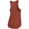 Nike-Yoga Luxe Tank Top-Red Bark/Terra Blush-2158659