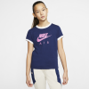 Nike-Air T-shirt-Blue Void/White-2158689