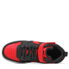Nike-Court Borough Mid 2-Black/University Red-2179560