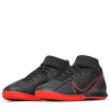 Nike-Mercurial Superfly 7 Academy IC Black X Chile Red-Black/Black-dk Smoke-2180086