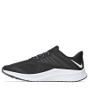 Nike-Quest 3-Black/White-iron Gre-2180352