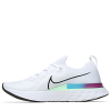 Nike-React Infinity Run Flyknit-White/Black-vapor Gr-2180378