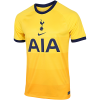Nike-Tottenham 3. trøje 2020/21-Tour Yellow/Binary B-2181331