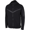 Nike-Tech Fleece Hoodie-Black/Black-2182288