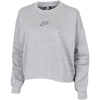 Nike-Crew Sweatshirt-Dk Grey Heather/Mult-2182531