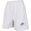 Nike-Fleece Shorts-Platinum Tint/Multi -2182534
