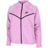 Nike-Tech Fleece Windrunner Hoodie-Beyond Pink/Black-2182708