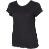 Nike-Yoga T-shirt-Black/Dk Smoke Grey-2183193