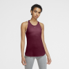 Nike-Pro AeroAdapt Tank Top-Dark Beetroot/Metall-2183221