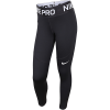Nike-Pro Warm Tights-Black/Black/White-2183605