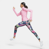 Nike-Epic Luxe Icon Clash Tights-Hyper Pink/Black/Whi-2184242