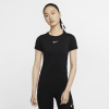 Nike-Infinite T-shirt-Black/Reflective Sil-2184255