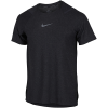 Nike-Pro T-shirt-Black/Htr/Iron Grey-2184612