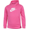 Nike-Pullover Hoodie-Pinksicle/White-2191506