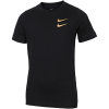 Nike-Swoosh T-shirt-Black/Gold-2191522