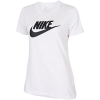Nike-Essential T-shirt-Birch Heather/Black-2191694
